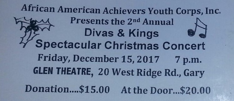 Michael Curtis - Divas & Kings Spectacular Christmas Concert
